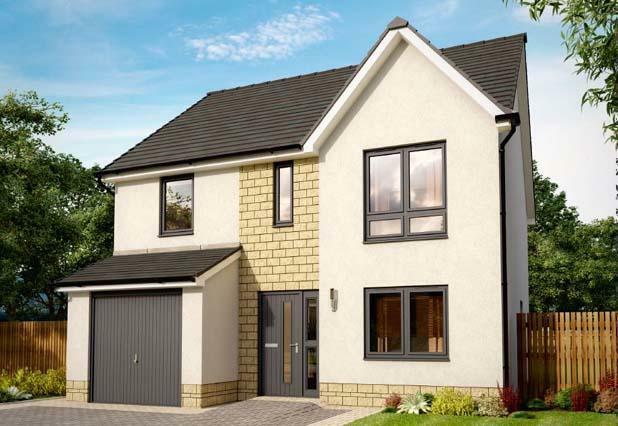 4 bedroom detached house for sale in calder park road mid calder livingston eh5 46da eh54
