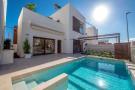 new development in La Marina, Alicante...