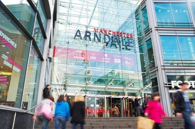 The Arndale, Manchester