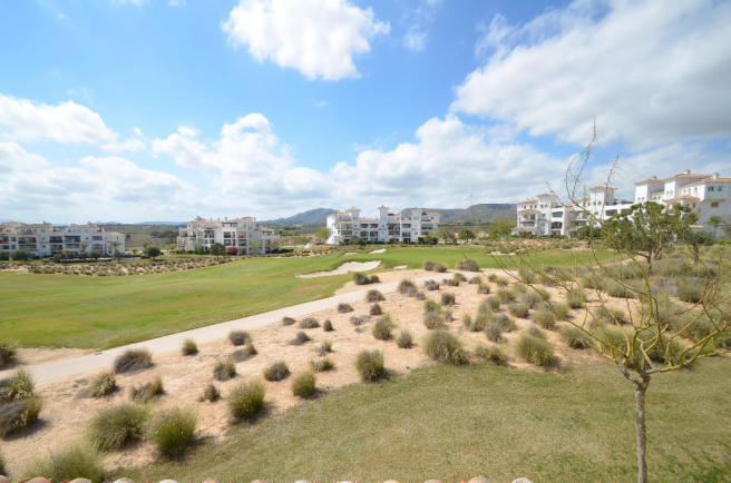 Views of golf course