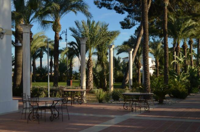 The Hacienda Gardens