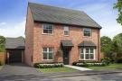 Artist impression of The Shelford (Red Brick) at Tootle Green