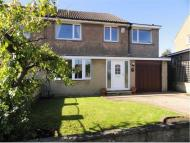 semi detached house in St Peters Crescent...