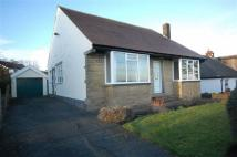Detached Bungalow for sale in South Cross Road...