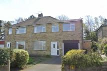 Stocks Way semi detached house to rent