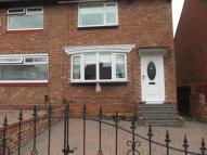 semi detached property in Hawksley Road Sunderland
