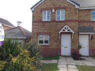 semi detached house in Hazeldene Way, Seaham