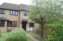 Terraced house in Bramley Close...