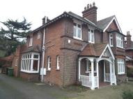 1 bed Flat to rent in Manor Road, St Albans