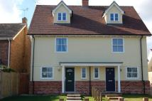 semi detached house in The Causeway, Dunmow, CM6