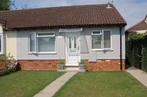 2 bedroom Semi-Detached Bungalow in Sunbank, Station Road...