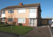 Rectory Drive semi detached house to rent