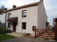 semi detached house in Culverhay Close, Puriton...