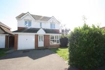 4 bed Detached property to rent in Bathurst Close...