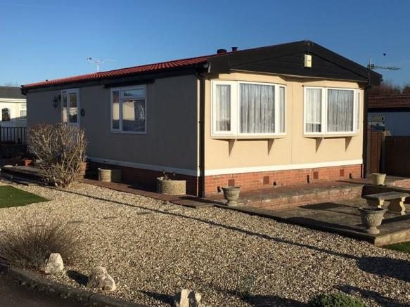 2 Bedroom Mobile Home For Sale In South Road Brean TA8