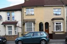 Terraced property in Canterbury Street...