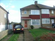 3 bed semi detached home in Gravesend