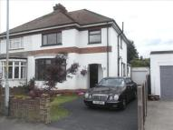 3 bed semi detached house for sale in Gravesend Kent