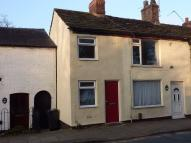 Hurdsfield Road Cottage to rent
