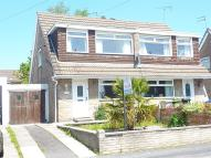 3 bed semi detached property in Craig Road, Macclesfield...
