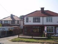 semi detached home to rent in Congleton Road...
