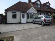 3 bed Semi-Detached Bungalow to rent in Rookery View, GRAYS...