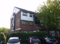Flat in Armada Court, GRAYS...