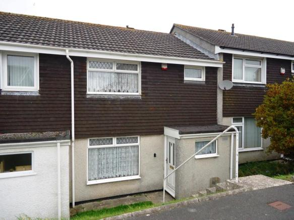 Exterior-2-bed-house-FlamsteedCrescent-Plymouth