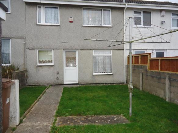 Garden-2-bed-house-FlamsteedCrescent-Plymouth