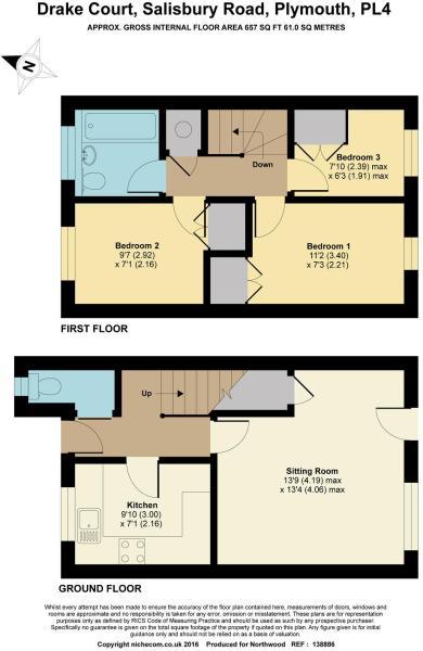 Floorplan-3bed-terracedhouse-DrakeCourt-Plymouth