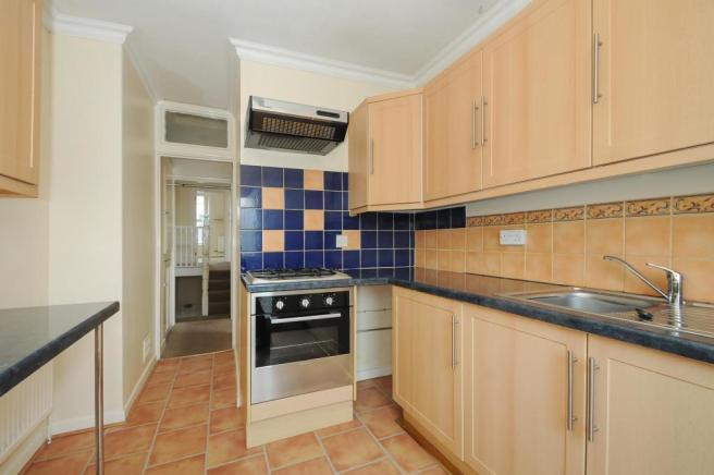 Kitchen-1-bed-flat-BritanniaPlace-Plymouth