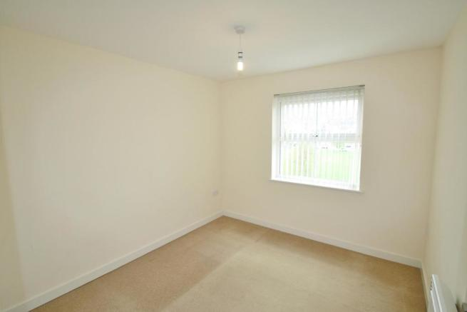 SecondBedroom-2-bed-flat-JunctionGardens-Plymouth