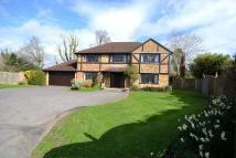 Detached house for sale in Woking
