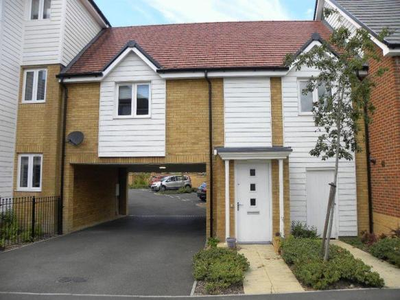 2 Bedroom Coach House To Rent In Repton Park Ashford Kent TN23