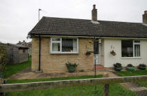 2 bedroom Semi-Detached Bungalow for sale in Meadowcroft Way, Orwell...
