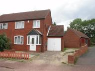 semi detached home in Bradwell Village...