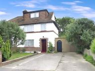 semi detached house for sale in Mayplace Avenue...