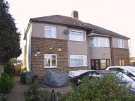 Maisonette to rent in Perry Street, , Crayford...