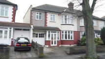 4 bedroom semi detached home in Daneby Road, London