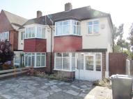 semi detached home in Conisborough Crescent...
