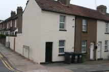 1 bed End of Terrace house in Fulwich Road, DARTFORD...