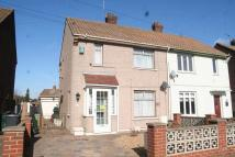 2 bedroom semi detached home in Wellcome Avenue...