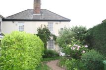 Zion Cottage semi detached house for sale