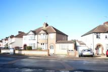 semi detached house in Chastilian Road, Dartford