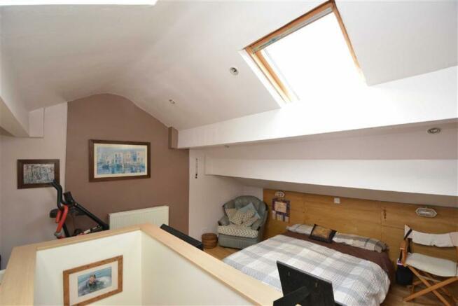 Attic Conversion / Bedroom 2