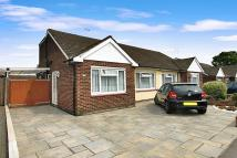 Semi-Detached Bungalow in Chestnut Grove...