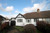 2 bed Semi-Detached Bungalow for sale in Treewall Gardens, Bromley