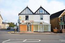 property for sale in PROMINENT SELF-CONTAINED RETAIL PREMISES 840 SQ FT (78 SQ M) WITH RESIDENTIAL APARTMENT ABOVE