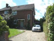 semi detached home for sale in Farmcombe Road...