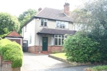 3 bed semi detached house in Littleheath Road...